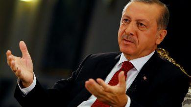 """صورة أردوغان يشكر المتضامنين مع تركيا من بينهم """"المعارضة السورية"""" (صورة)"""