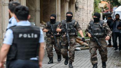 صورة توقيف 25 مشتبها في عملية ضد تنظيم الدولة في تركيا