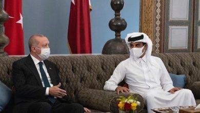 صورة الرئيس التركي: لن نسمح لإدلب بأن تصبح تهديداً  لأمن تركيا