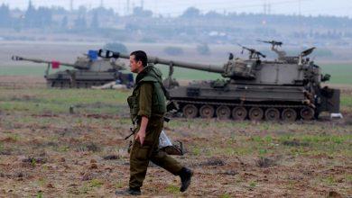 """صورة الجيش الإسرائيلي يطلق مناورات """"السهم القاتل"""" على الحدود السورية"""