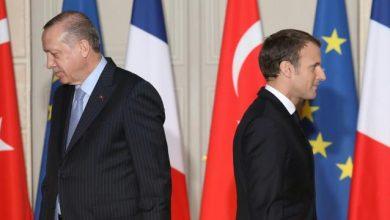 """صورة فرنسا تستدعي سفيرها في تركيا وتطالب أردوغان """"بتغيير مسار سياسته"""""""