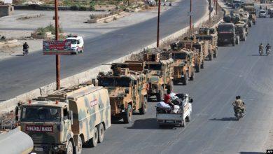 صورة مقتل سائق شاحنة أثناء ذهابه لنقل معدات خاصة بالجيش التركي (صورة)