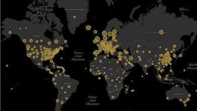 صورة أكثر من 38.57 مليون مصاب بكورونا في العالم.. هذه قائمة أول عشر دول من حيث عدد الوفيات والإصابات
