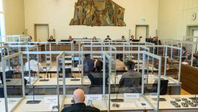 صورة المحكمة الإقليمية العليا تقضي بالسجن على لاجئ سوري مدة 12