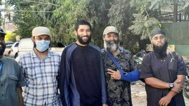 """صورة هيئة تحرير الشام تطلق سراح """"أبو حسام البريطاني"""""""