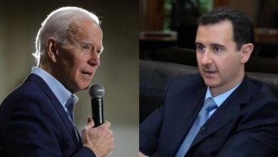 صورة النظام السوري يعلق رسميا على فوز جو بايدن