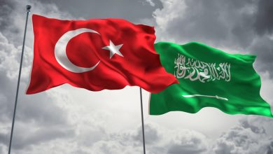 صورة تركيا تتحدث عن شراكة قوية مع السعودية