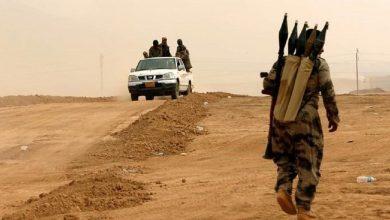 """صورة بالفيديو.. """"داعش"""" يتبنى مقتل ضابط """"رفيع"""" ومجموعة من عناصر النظام السوري"""