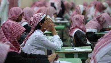 صورة السعودية.. وفاة معلم أمام طلابه أثناء تدريسهم