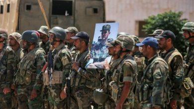 صورة بالفيديو.. لحظة تنفيذ عملية اغتيال عناصر من الأمن العسكري جنوب سوريا