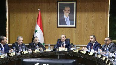 مجلس وزراء النظام السوري