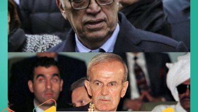 """صورة هدد حافظ الأسد """"باقتلاع عينيه"""" .. وفاة الرجل الذي هدد باجتياح سوريا"""
