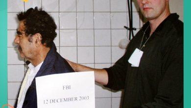 صورة وفاة عميل الـFBI الذي قبض على -صدام حسين-.. تعرّف عليه