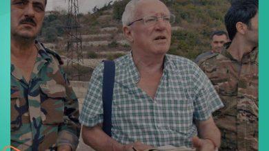 """صورة وفاة روبرت فيسك .. الصحفي البريطاني الذي يوصف بـ""""بوق آل الأسد"""""""