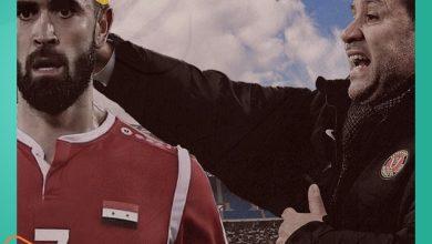 """صورة منها """"سب وشتم الأهل"""".. عمر خريبين يتحدث عن ممارسات مدرب منتخب النظام السوري لكرة القدم"""
