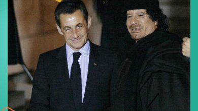 """صورة محاكمة الرئيس الفرنسي الأسبق نيكولا ساركوزي بـ""""قضية التنصت"""" ما قصتها؟"""