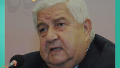 صورة من هي الشخصيات المرشحة لمنصب وزير خارجية النظام السوري؟