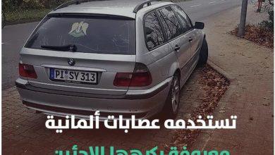 صورة بسبب أعلام النظام السوري وبشار الأسد.. لاجئ سوري في ألمانيا يثير موجة غضب كبيرة