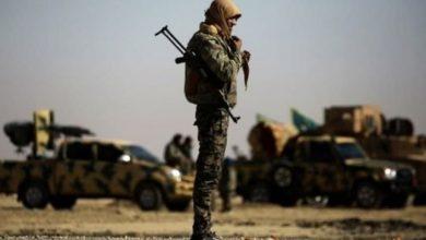 صورة اغتيال قيادي سابق في فصائل المعارضة وعنصر من قوات سوريا الديمقراطية