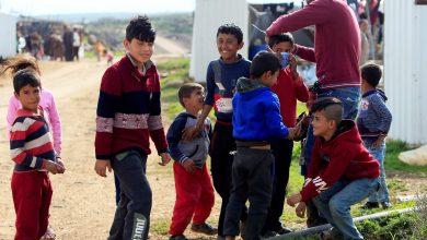 صورة إصابة أكثر من 500 لاجئ سوري بكورونا