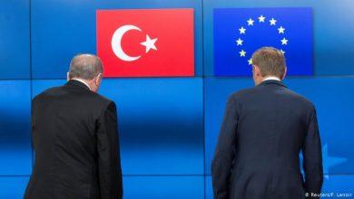 صورة دولة أوروبية: أمام تركيا 30 عاما إضافية قبل التقدم بمفاوضات عضوية الاتحاد الأوروبي