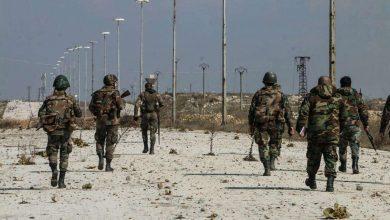صورة بكمين شرق سوريا.. قتلى من قوات النظام السوري بينهم ضابط رفيع