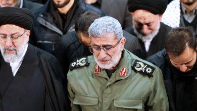 """قائد """"فيلق القدس"""" في الحرس الثوري الإيراني إسماعيل قاآني"""