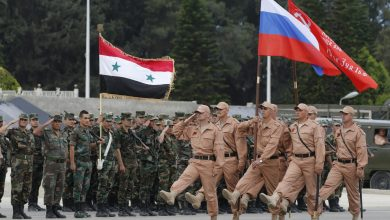 قوات روسيا في سوريا