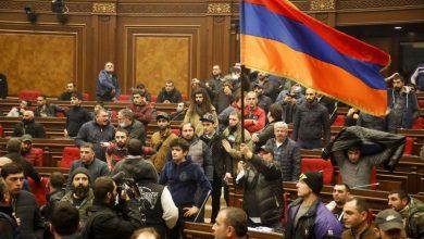 صورة محاولة انقلاب واغتيال رئيس وزراء أرمينيا.. واعتقالات تطال شخصيات رفيعة