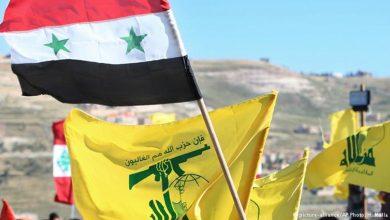 صورة موقع يكشف عن حملة لحزب الله للتنقيب عن الذهب والآثار في سوريا