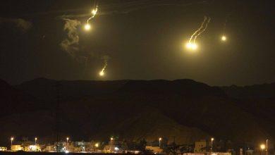 """صورة """"مواقع حساسة"""".. هذه هي المناطق التي قصفها الجيش الإسرائيلي في سوريا"""