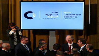 """صورة مصدر خاص لـ """"الوكالة"""": وفد النظام في اللجنة الدستورية يضع شروطا للتهرب من مناقشة مواد الدستور"""