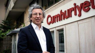 """الصحفي التركي """"جان دوندار"""