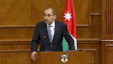 """وزير الخارجية الأردني """"أيمن الصفدي"""""""