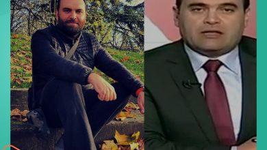 صورة إعلامي بارز في التلفزيون السوري يصل فرنسا ويطلب اللجوء