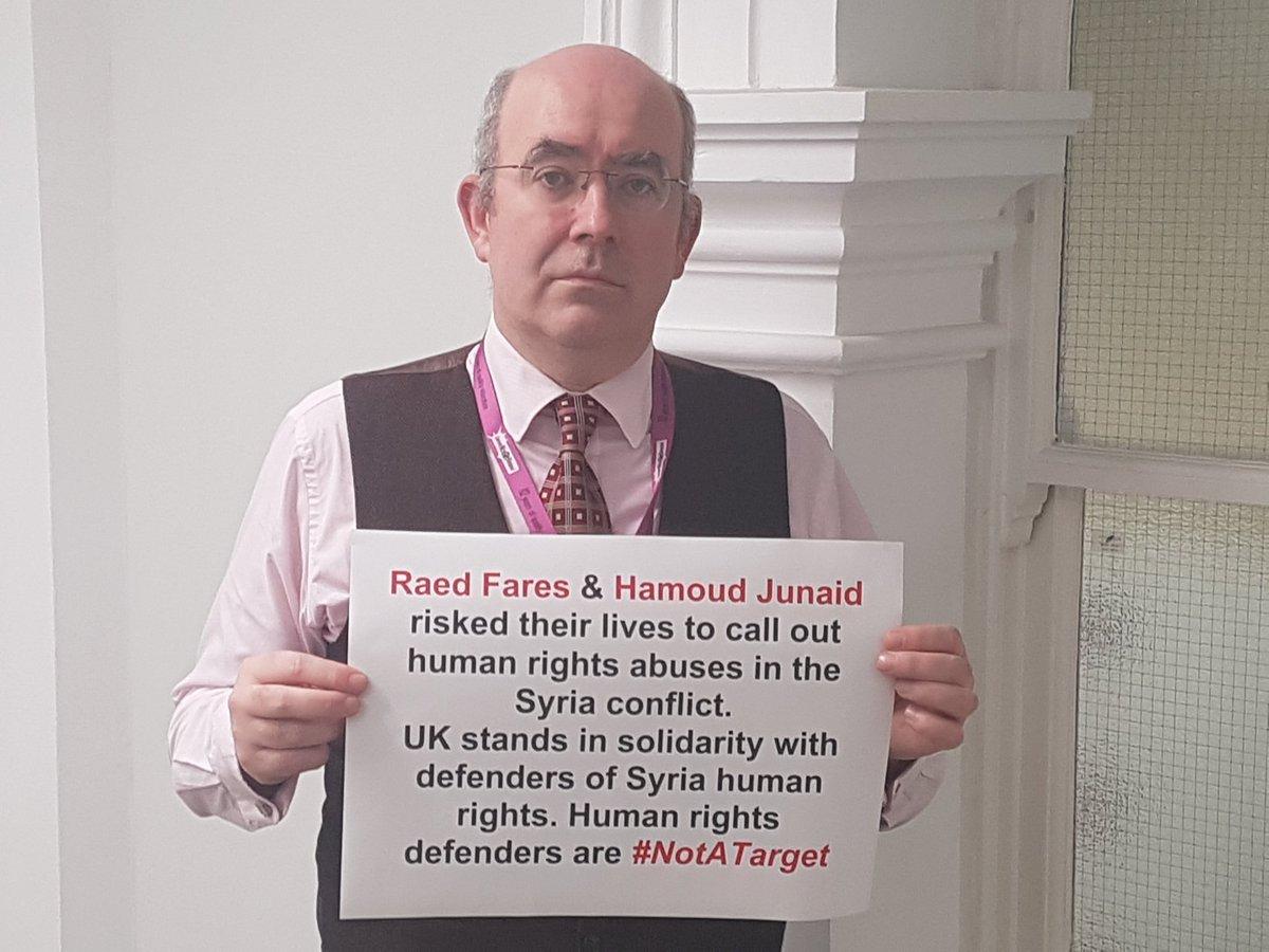 """المبعوث البريطاني الخاص إلى سوريا """"مارتن لونغدن"""""""