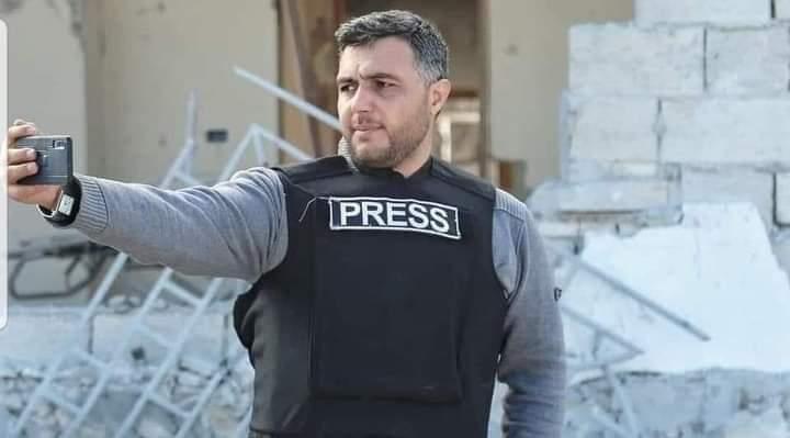 الناشط الإعلامي حسين خطاب