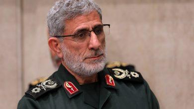 قائد ميليشيا فيلق القدس الإيراني إسماعيل قاآني