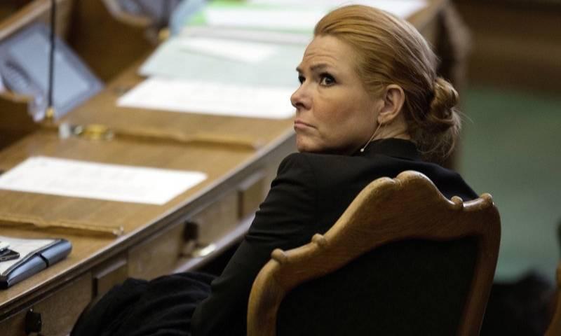 إنغر ستويبرج وزيرة الهجرة السابقة